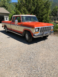 1979 Ford F250 Lariat Supercab $9,500