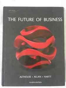Future of Business textbook