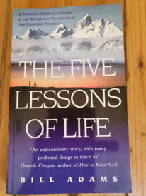 Book: Five Lessons of Life by BillAdams