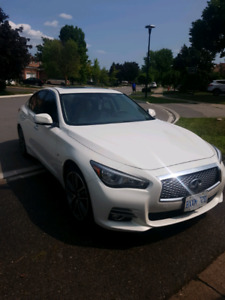 Lease take over for Infinity Q50 Sport AWD. 1  year lease at 510