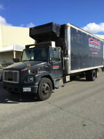 5 TON REEFER TRUCK FOR SALE WITH JOB -15000