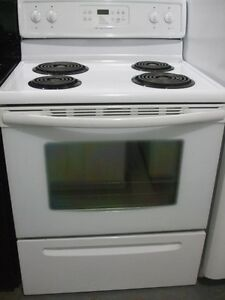 frididaire stove,self clean