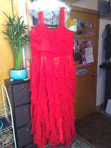 Formal gown - about size 22w