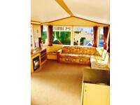 Cheap static caravan for sale Solent breezes Hampshire sea views pet friendly