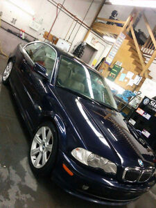 2002 BMW 3-Series 330Ci Coupe (2 door)