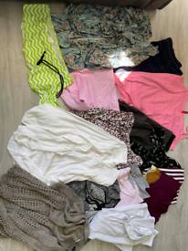 Joblot of women's clothes