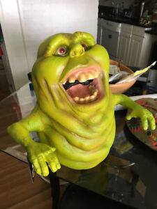 wanted,Ghostbusters Life Size Slimer,last seen in Halifax