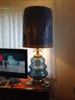 Retro Lamps set of two.