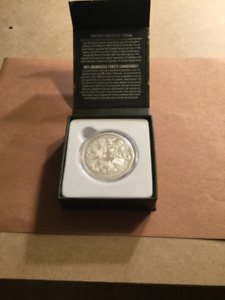 2014  200 for $200 Towering forest silver coin. Sold out at mint