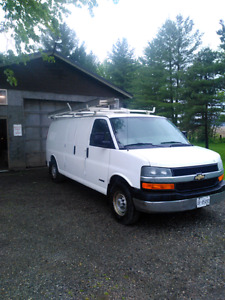2004 Chevy Express 3500