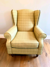 Next Sherlock Arm Chair, perfect condition, £475 new!