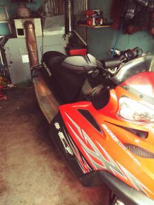 motoneige a vendre