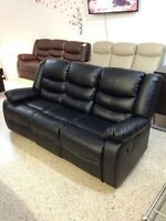3 seats recliner couch with console for only 599$