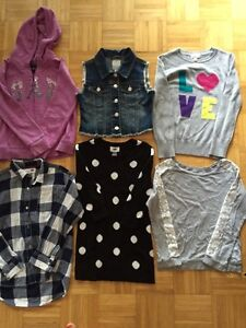 Girls Size 8 Clothing Lot (over 40 items) Brand Name