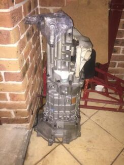 Ford ba BF xr8 t56 6 speed manual gearbox low klms  East Maitland Maitland Area Preview