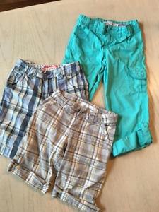 Cotton Shorts and Pants...all ready for summer!