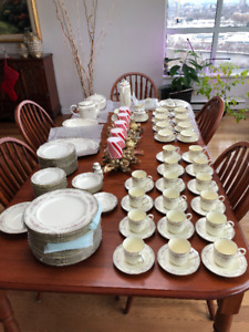 Beautiful Noritake Shenandoah China - Complete Set