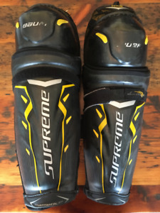 Bauer Supreme Total One NXG Hockey Shin Pads - 14.0