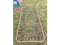 Free - single bed spring frame