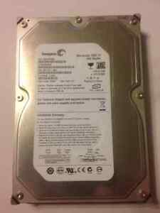"Seagate 320GB 3.5"" SATA 7200RPM Desktop hard drive"