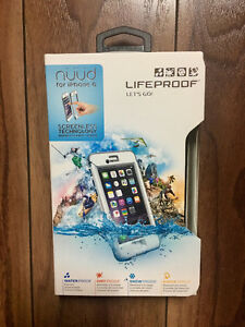 LIFEPROOF NUUD CASE FOR IPHONE 6 - NEW!