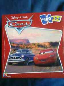 Disney Pixar Cars 100 Piece Puzzle