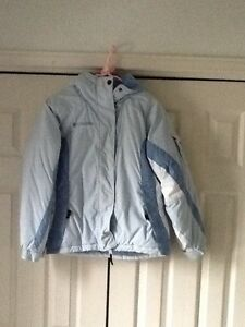 Girls Columbia ski jacket