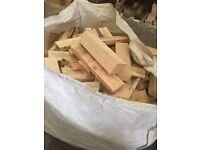 Firewood for wood burners