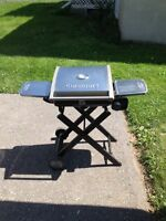 Cuisinart portable BBQ w/stand