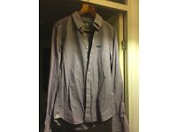 Superdry large fitted shirt