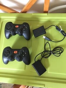 Wireless controller for PC games