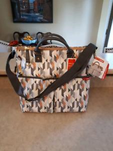 Skip Hop Diaper Bag NWT