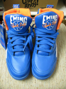 PATRICK EWING BASKETBALL SHOES SIZE 6/7 NEW WITH TAGS