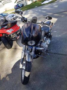 2009 Harley Davidson Superglide