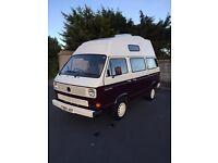 1988 T25 VW campervan