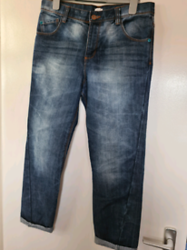 Boys jeans age 12-13 years, worn once