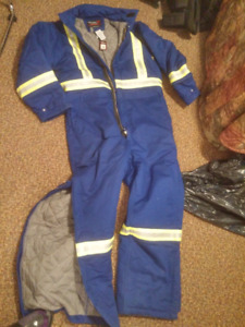 HALLS INSULATED COVERALL FOR SALE