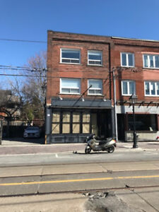 Commerical Space for Lease at College and Dovercourt!