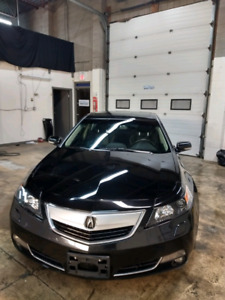 2013 Acura TL AWD With low km