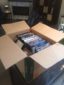 New and used DVDs!