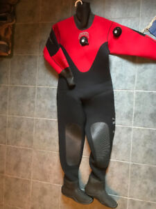 Attention Scuba Divers:  brand new Atlan Dry Suit for sale