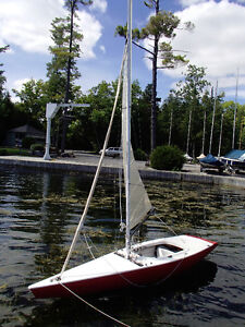 Small Keel Boat