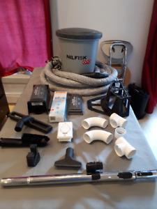 Nilfisk CV10 (Supreme 100) Aspirateur Central Vacuum