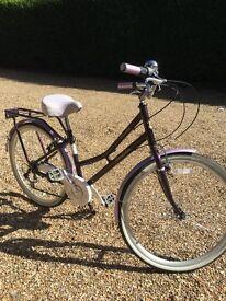 Girls Bike - Pendleton, excellent condition