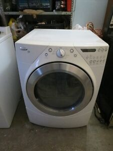 Whirlpool Duer Sport Extra Large Capacity Electric Dryer