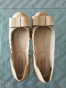 Authentic Prada Milano Women's Flat's Size 7.5