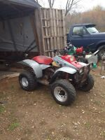 1992 Polaris Trail boss 4 x 4 for sale or trade