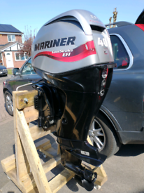 Outboard engine 40hp 4 stroke EFI