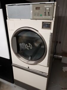 Huebsch 50lb commercial gas dryer for sale