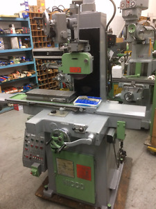 "6"" x 18"" Nicco Surface Grinder"